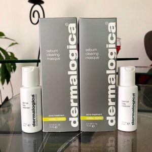 mediBac Sebum Clearing Masques - dermalogica